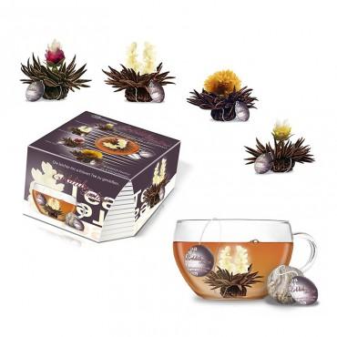 Creano virágzó tea szett...