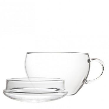 Creano csésze fedővel 0,2 l