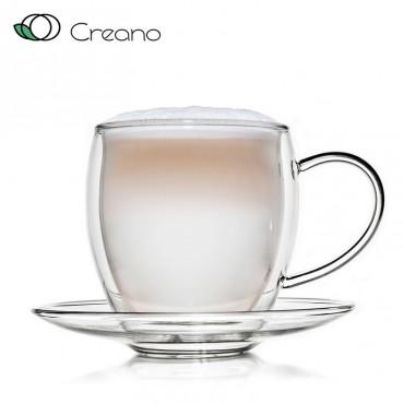 Creano csésze aljjal 0,4 l