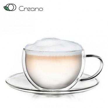Creano csésze aljjal 0,25 l