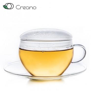 Creano csésze fedővel,...
